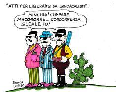 Vignette by Franco Loriso ,si ringrazia per la cortese concessione.