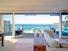 ***ULTIMATE DESIGNER LUXURY*** - beautiful waterfront Sydney Holiday House #LuxuryHolidayHouse