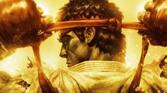 ultra street fighter iv : High Definition Background