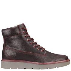 Hot Charm Women Timberland Mayliss 6 Inch Boot: Black Boots