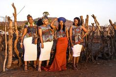 Robert & Selina's Stunning Traditional Pedi Wedding Zulu Traditional Wedding Dresses, South African Traditional Dresses, Traditional Outfits, South African Wedding Dress, South African Weddings, African Print Fashion, African Prints, Occasion Wear, Wedding Blog