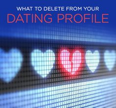 Online Dating: What not to say in your profile