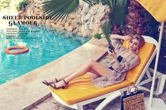 Mytheresa retro chic summer campaign 2013 5