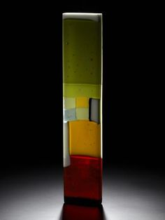 Sukung Chung's Possibility 12 in cast glass #glass #joannabird