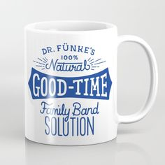I have a rotating collection of funny mugs at my office. I think this one would be a good new addition. (It's an Arrested Development thing.)