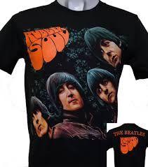 The Beatles t-shirt Rubber Soul size XL – RoxxBKK Beatles Shirt, The Beatles, Rubber Soul, Mens Tops, T Shirt, Cotton, Black, Fashion, Supreme T Shirt