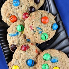 Egg- Free Cookies Recipe Desserts with rolled oats, Gold Medal All Purpose Flour, baking soda, salt, butter, cream cheese, brown sugar, granulated white sugar, vanilla extract, lemon juice, chocolate chips