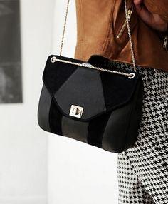 Essentials - leather goods ESSENTIALS - CLARK BAG 310€ Black, Leopard