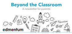 Stay informed with a FREE weekly newsletter, Beyond the Classroom, just for parents! Parent Newsletter, Weekly Newsletter, Newsletter Subscription, Parents As Teachers, Parent Resources, Parenting, Classroom, Student, Relationship