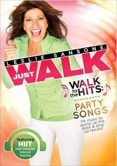 Available in: DVD.Leslie Sansone combines High Intensity Interval Training (HIIT) with popular music in this low-impact, calorie burning walking workout. Lose 10 Pounds In A Week, Losing 10 Pounds, 5 Pounds, Hiit Program, Workout Programs, Dance Program, Fitness Show, Fitness Music, Health Fitness