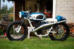 Yamaha YZ400 1979 By Super-Rat