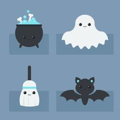 How to Create a Set of Kawaii Halloween Icons in Adobe Illustrator Design Psdtuts