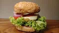 Chickpea Burgers