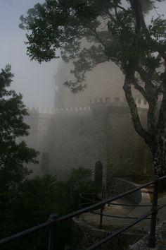 Erice tra le nuvole - Sicilia - Italia