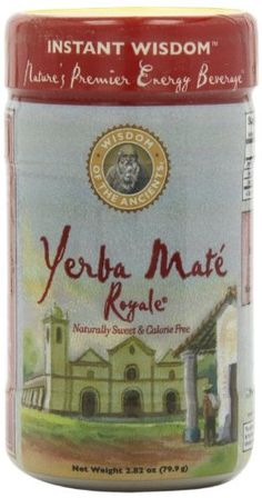 Wisdom of the Ancients Yerba Mate Royale Tea Instant 282 Ounce Pack of 4 >>> To view further for this item, visit the image link. Note: It's an affiliate link to Amazon.
