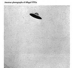 65-Go to Roswell, New Mexico and look for UFO's.