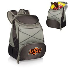 PTX Cooler Backpack- Oklahoma State University Cowboys