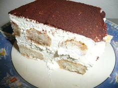 Pravé italské tiramisu bez vajec - Recepty na každý den Tiramisu, Quiche, Ethnic Recipes, Sweet, Quiches, Tiramisu Cake, Custard Tart