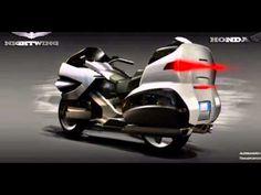 Honda GoldWing on Pinterest   Honda, Wings and Sidecar