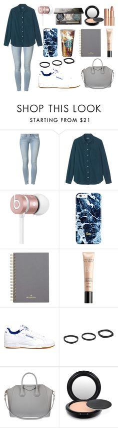 """""""cultural tours"""" by atylol ❤ liked on Polyvore featuring Calvin Klein Jeans, Beats by Dr. Dre, Mulberry, Chantecaille, Guerlain, Reebok, Vitaly, Givenchy, MAC Cosmetics and Charlotte Tilbury"""