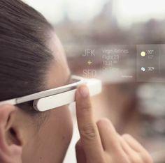 Comment utiliser les Google Glass ?