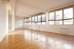 Paris 18e : Duplex dans ancienne bonneterie - Agence EA Paris