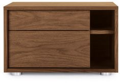 Design Within Reach Parallel Bedside Table on shopstyle.com
