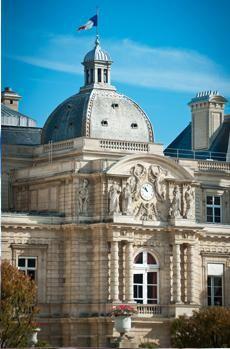 Senate, Luxembourg Palace, 15 Rue de Vaugirard, Paris VI