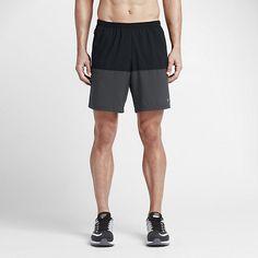 ナイキ 18cm ディスタンス メンズ ランニングショートパンツ