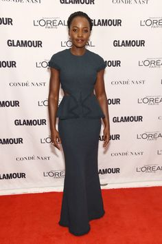 Lupita Nyong'o bei den Glamour Women of the Year Awards in New York