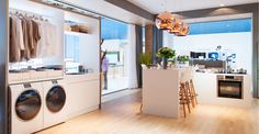 Samsung IFA 2014 - Inside the Smart House Designed by MDLab