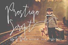 Prestige Script Font | dafont.com