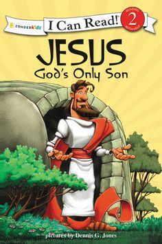 Dennis Jones Series: Jesus, God's Only Son (Zonderkidz)