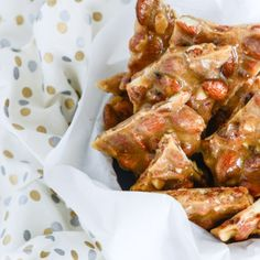 almond bacon brittle I howsweeteats.com-7