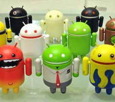 familia android