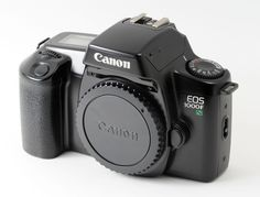 Canon EOS 1000 FN 35mm Film SLR Camera Body Auto Focus Fully Working