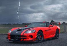 Bring the thunder Viper Acr, Dodge Viper, American Dream Cars, American Muscle Cars, Us Cars, Sport Cars, Modern Muscle Cars, Maserati Granturismo, Exotic Sports Cars