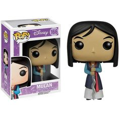 This is a Disney Mulan POP Vinyl Figure that is produced by the neat folks over at Funko. Mulan fans are sure to be excited by seeing her in Funko POP Vinyl style. Disney POP& are always pop Disney Pop, Disney Pixar, Disney Movies, Disney Test, Disney Stuff, Funk Pop, A Wrinkle In Time, Pop Vinyl Figures, Rocky Horror