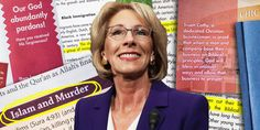 Voucher Schools Championed By Betsy DeVos Can Teach Whatever They Want. Turns Out They Teach Lies. | HuffPost