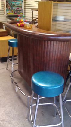 Mid-Century bar I found at the flea market