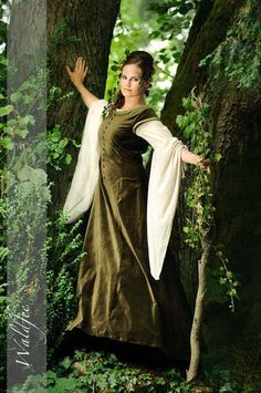 ... Brautkleid Hochzeitskleid Mittelalter Gewand Braut Gewandungen