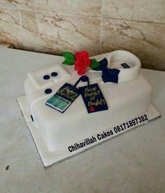 TShirt cake by Chihavillah cakes