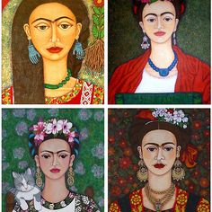 My Obsession with Frida