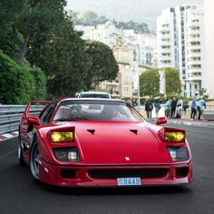 "388 Likes, 6 Comments - Max (@autofreak14) on Instagram: ""Legend. #f40 #popupheadlights"""
