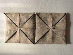 """Bag """"Origami"""" Tutorial. Сумка-оригами. ~"""