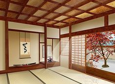 Contemporary Japanese Interior Design