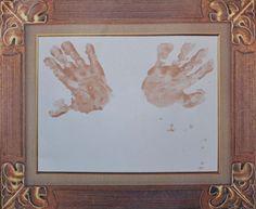 Handprint Christmas Craft for kids