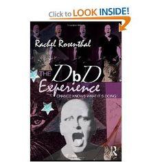 DbD Experience, Rachel Rosenthal (my hero)