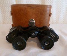 Vintage Pilot by Scope Fly-Weight 8 x 30 Binoculars - Blue Coated Optics #PilotbyScopeFlyWeigh