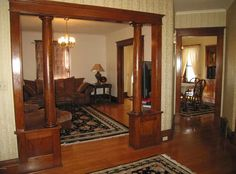 1914 Colonial Revival - Benson, MN - $148,500 - Old House Dreams